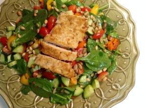 Yummy Chicken Salad forDinner