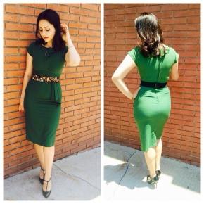 Vibrant in Green